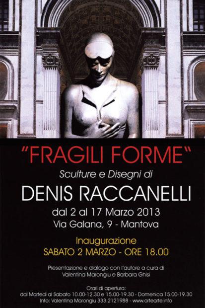 Fragili forme a Mantova