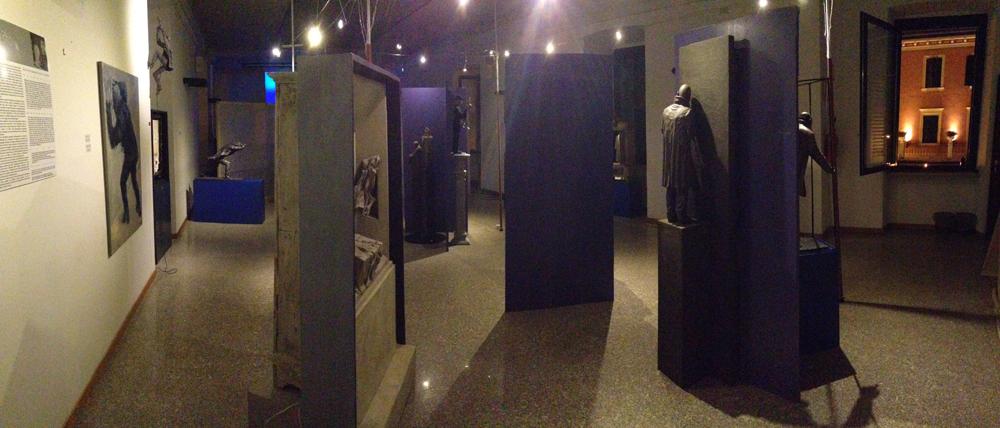 """Mostra di Scultura """"Rispecchiamenti"""" presso Sala Civica Piazza - S. Marco di Peschiera del Garda (VR)"""