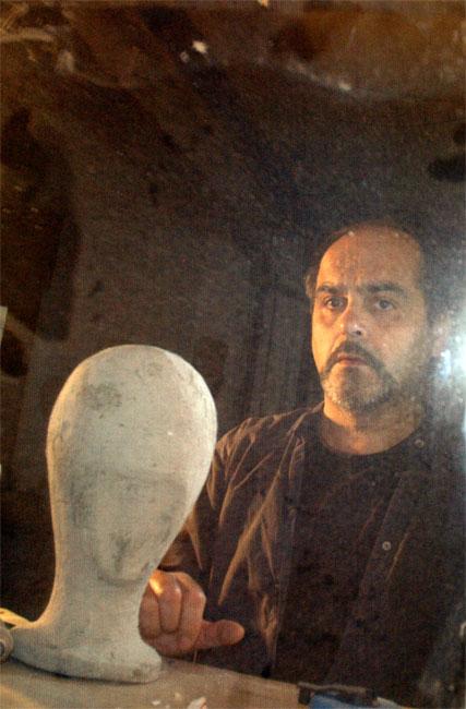 Denis Raccanelli Scultore a Sermide Mantova