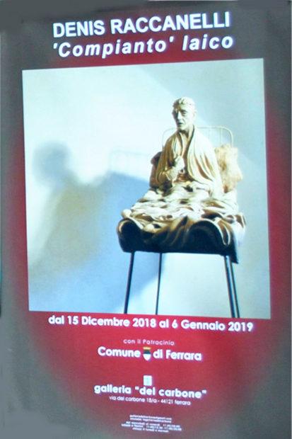 Compianto laico a Ferrara