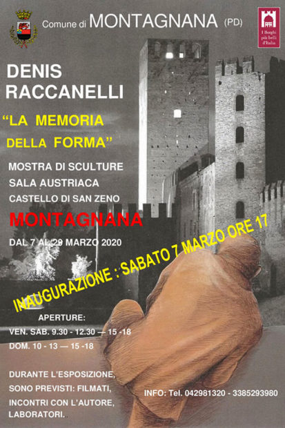 La memoria della forma a Montagnana (PD)
